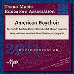 The American Boychoir 2011 Texas Music Educators Association (Tmea): American Boychoir