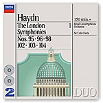 Royal Concertgebouw Orchestra Haydn: The London Symphonies - Nos. 95, 96, 98 & 102 - 104 (2 Cds)