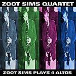 Zoot Sims Quartet Zoot Sims Plays 4 Altos