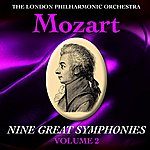 London Philharmonic Orchestra Mozart Nine Great Symphonies Volume II