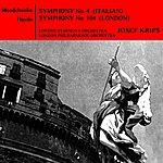 London Philharmonic Orchestra Mendelssohn Symphony No 4