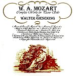 Walter Gieseking Mozart Complete Works For Piano Solo