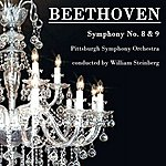 Pittsburgh Symphony Orchestra Beethoven Symphony No. 8 & 9