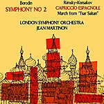 London Symphony Orchestra Borodin Symphony No 2