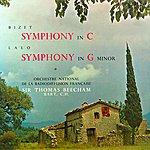 L'Orchestre National De La Radiodiffusion Francaise Bizet Symphony In C