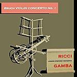 London Symphony Orchestra Bruch Violin Concerto No 1
