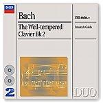 Friedrich Gulda Bach, J.S.: The Well-Tempered Clavier, Book 2 (2 Cds)