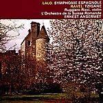Ernest Ansermet Lalo Symphony Espagnole