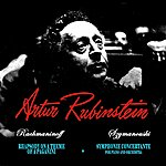Artur Rubinstein Rachmaninoff Rhapsody On A Theme Of Paganini