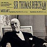 Royal Philharmonic Mozart Symphony No 35 & No 36