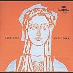Inge Borkh Orff: Antigonae (3 Cds)