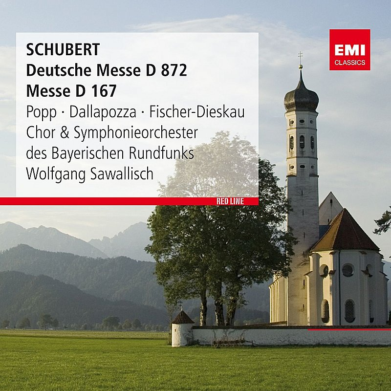 Deutsche Messe, D.872: VI. After The Transubstantiation (MP3)