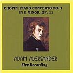 Adam Aleksander Chopin Piano Concerto In E Minor, Op. 11