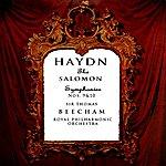 Royal Philharmonic Orchestra Haydn The Salomon Symphonies 9 & 10