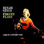 Dinah Shore Dinah Sings Previn Plays