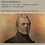 Igor Markevitch Franz Berwald Symphony No. 2 & No. 3