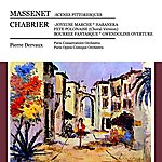 Paris Conservatoire Orchestra Music Of Chabrier And Massenet
