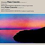 Berlin Philharmonic Orchestra Schumann Piano Concerto