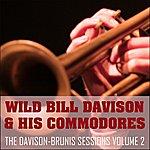 Wild Bill Davison The Davison-Brunis Sessions Volume 2