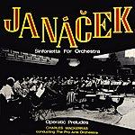 The Pro Arte Orchestra Janacek Sinfonietta For Orchestra