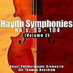 Royal Philharmonic Orchestra Haydn Symphonies No's. 93 - 104 (Volume 2)