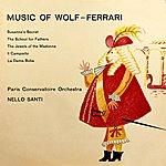 Paris Conservatoire Orchestra Music Of Wolf-Ferrari