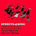 Ewan MacColl Streets Of Song