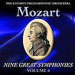 London Philharmonic Orchestra Mozart Nine Great Symphonies Volume IV