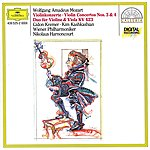 Gidon Kremer Mozart: Violin Concertos Nos. 3 & 4; Duo For Violin And Viola Kv 423