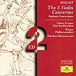 Gidon Kremer Mozart: The 5 Violin Concertos; Sinfonia Concertante (2 Cd's)