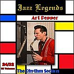 Art Pepper Jazz Legends (Légendes Du Jazz), Vol. 24/32: Art Pepper - The Rhythm Section
