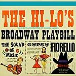 The Hi-Lo's Broadway Playbill