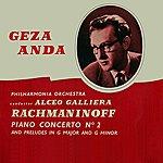 Géza Anda Rachmaninoff Piano Concerto No 2