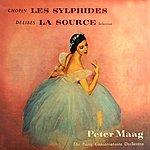 Paris Conservatoire Orchestra Frederick Chopin Les Sylphides / Léo Delibes La Source Extracts