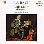 Alexander Rudin Bach, J.S.: Cello Suites Nos. 1-6, Bwv 1007-1012