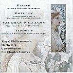 Royal Philharmonic Orchestra Elgar/Britten/Vaughan Williams/Tippett