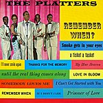 The Platters Remember When?