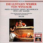 Robert Heger Nicolai: Die Lustigen Weiber Von Windsor · Oper In 3 Akten