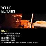 Yehudi Menuhin Bach Double Concerto
