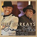 The Bar-Kays Grown Folks