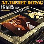 Albert King King Albert & New Orleans Heat