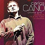 Carlos Cano Última Gira-Granada, Nueva York, La Habana