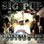 Big Pup Concrete Muzik Vol. 1  (Parental Advisory)