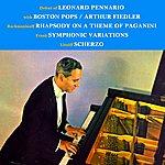 Leonard Pennario Rhapsody On A Theme Of Paganini