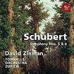 David Zinman Schubert: Symphonies Nos. 5 & 6