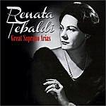 Renata Tebaldi Great Soprano Arias
