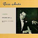 Géza Anda Chopin Etudes Op.25