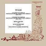 London Chamber Orchestra Vivaldi Concerto In A / Concerto In D