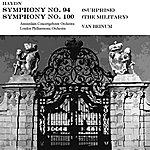 Eduard Van Beinum Haydn Symphony No. 100 & No. 94