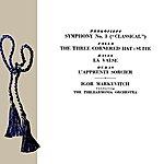 Igor Markevitch Prokofieff Symphony No 1